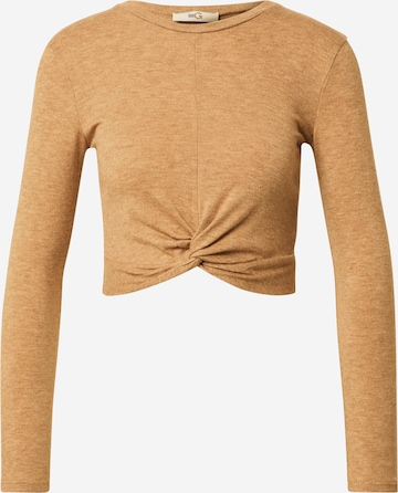 WAL G. Pullover 'THIERRY' in Braun