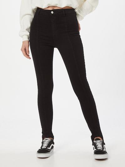 Gina Tricot Jeans 'Molly' in de kleur Zwart, Modelweergave