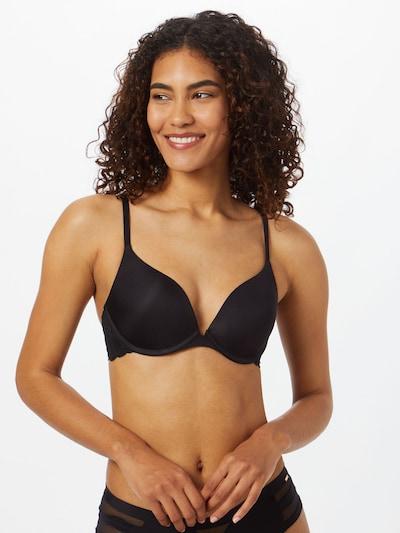 fekete Hunkemöller Melltartó 'Angie', Modell nézet