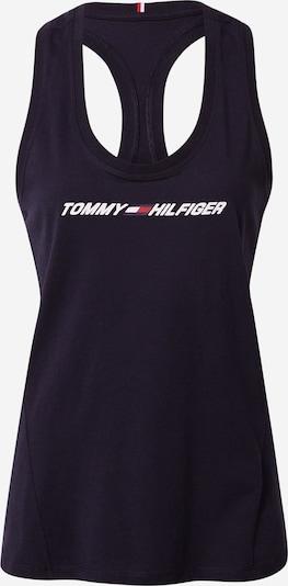 Tommy Sport Urheilutoppi värissä tummansininen / valkoinen, Tuotenäkymä