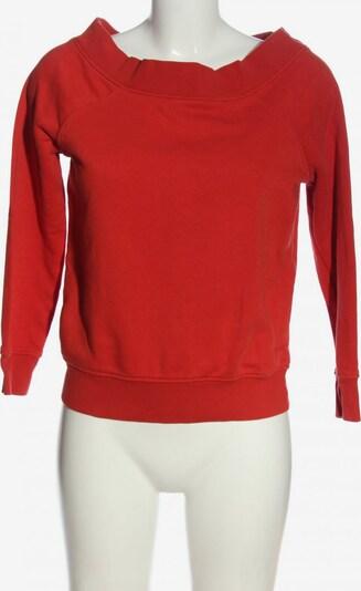 CLOCKHOUSE Sweatshirt in XS in rot, Produktansicht