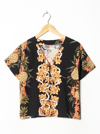 The Hawaiian Original Hawaiihemd in XXXL in schwarz, Produktansicht