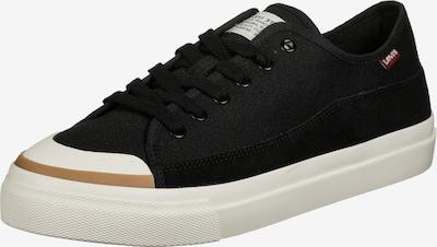 LEVI'S Sneakers laag 'SQUARE' in de kleur Zwart, Productweergave
