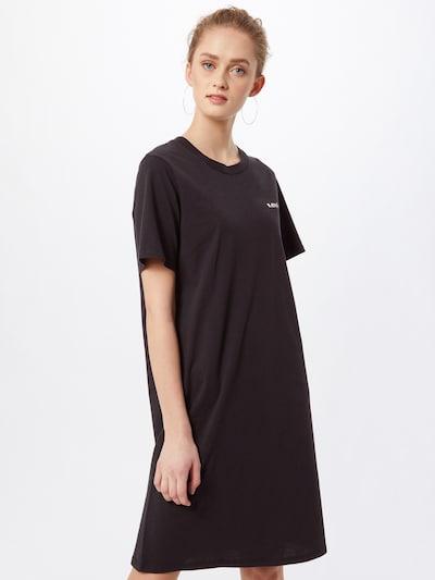 LEVI'S Kleid 'ELLE' in schwarz / weiß, Modelansicht