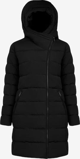 Finn Flare Steppmantel in schwarz, Produktansicht