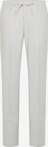 Pantalon à plis 'Rick Futureflex' PIERRE CARDIN en gris