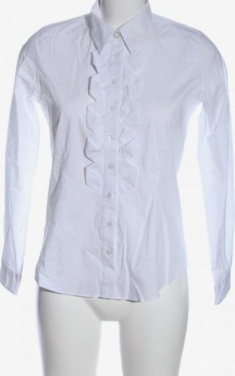PAUL COSTELLOE Langarmhemd in S in weiß, Produktansicht