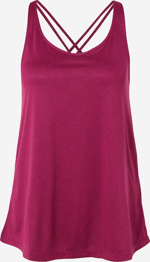 ADIDAS PERFORMANCE Sports top in berry, Item view