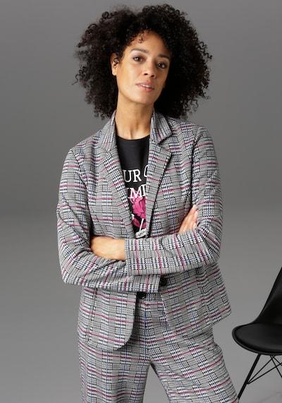 Aniston CASUAL Blazer in mischfarben, Modelansicht