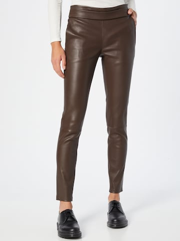 Pantalon 'Ranchera' STEFFEN SCHRAUT en marron