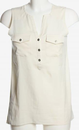 ONLY ärmellose Bluse in S in wollweiß, Produktansicht
