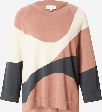 ARMEDANGELS Pullover 'JAPAANDI' in marine / rosé / weiß, Produktansicht