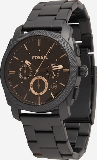 FOSSIL Analogové hodinky 'Machine' - černá, Produkt