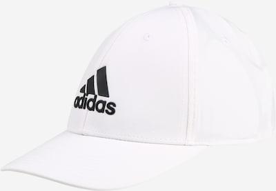 adidas Golf Sportpet in de kleur Zwart / Wit, Productweergave