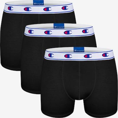 Champion Authentic Athletic Apparel Boxers en noir, Vue avec produit
