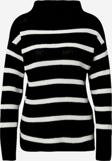 Pullover NU-IN di colore nero / bianco, Visualizzazione prodotti