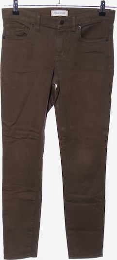 Madewell Skinny Jeans in 29 in bronze, Produktansicht
