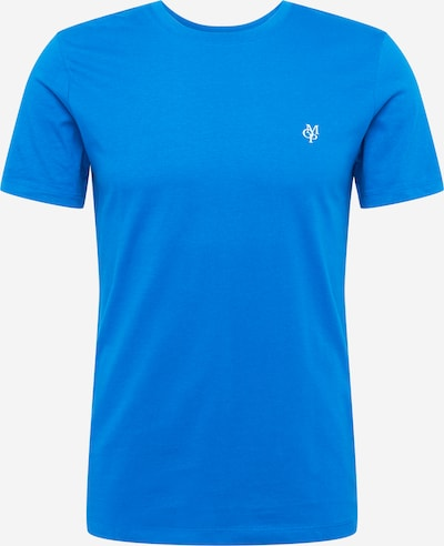 Marc O'Polo Shirt in de kleur Aqua / Wit, Productweergave