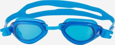 Sportiniai akiniai 'PERSISTAR' iš ADIDAS PERFORMANCE , spalva - šviesiai mėlyna / balta, Prekių apžvalga