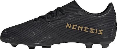 ADIDAS PERFORMANCE Fußballschuhe 'Nemeziz 19.4 FxG' in schwarz, Produktansicht