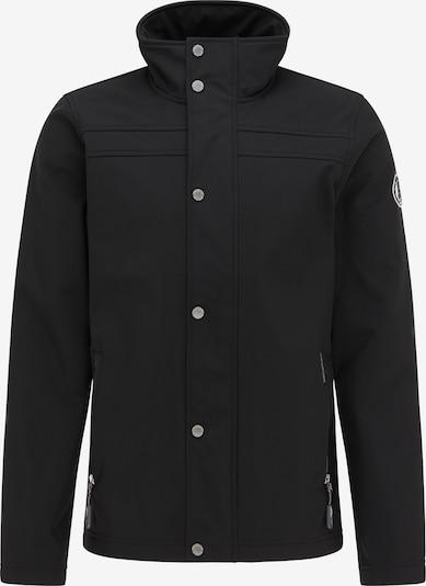 Schmuddelwedda Functionele jas in de kleur Zwart, Productweergave