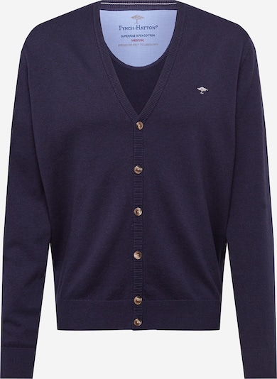 FYNCH-HATTON Knit cardigan in navy, Item view