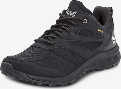 JACK WOLFSKIN Zapatos bajos 'WOODLAND TEXAPORE LOW W' en negro, Vista del producto