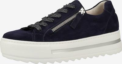 GABOR Sneakers laag in de kleur Blauw, Productweergave