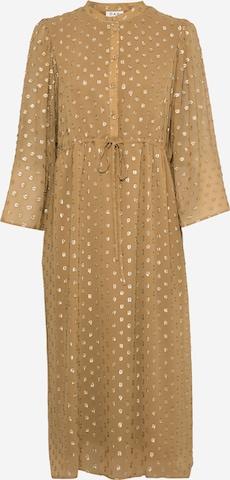 DAY BIRGER ET MIKKELSEN Košeľové šaty - Béžová
