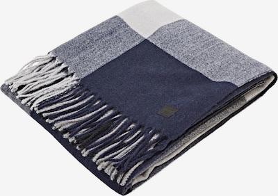 ESPRIT Sjaal in de kleur Marine / Wit, Productweergave