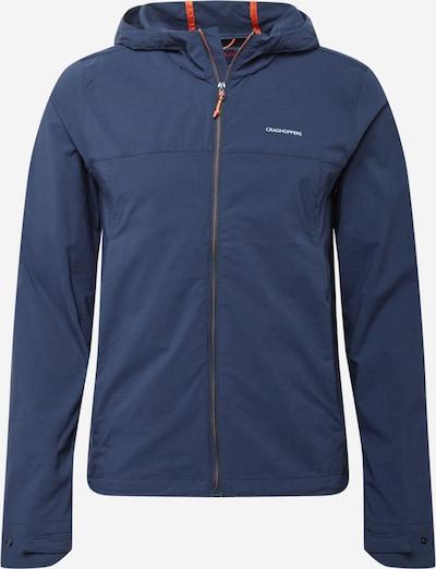 Geacă outdoor CRAGHOPPERS pe bleumarin / roșu orange / alb, Vizualizare produs