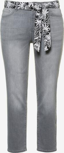 Ulla Popken Jeans in hellgrau, Produktansicht