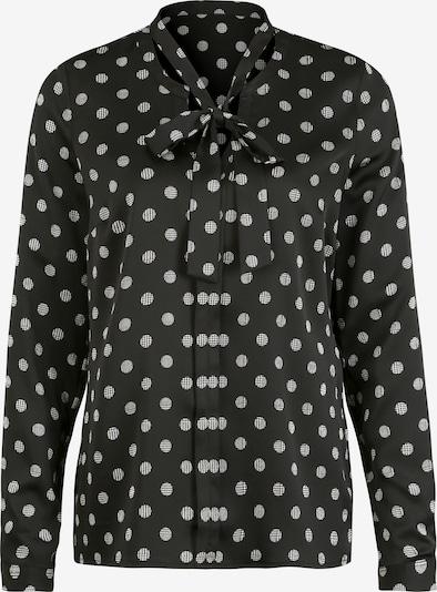 Vogelsang Bluse in schwarz / weiß, Produktansicht