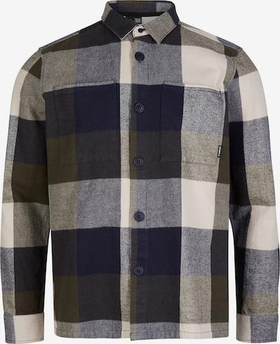 Tricou O'NEILL pe albastru închis / gri / verde închis / alb, Vizualizare produs