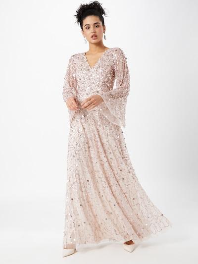 Maya Deluxe Kleid in rosa, Modelansicht