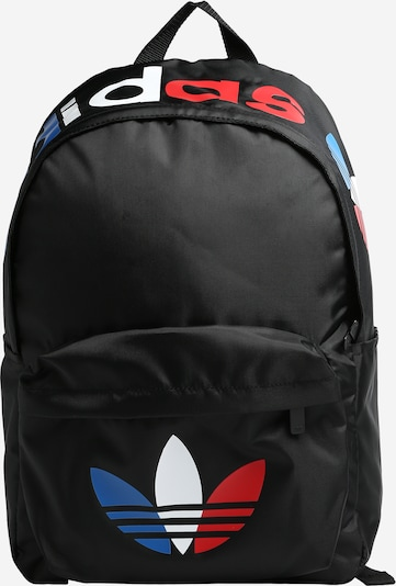 ADIDAS ORIGINALS Backpack in Blue / Red / Black / White, Item view
