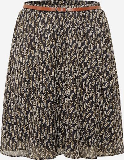 ABOUT YOU Curvy Rok 'Leila' in de kleur Zwart / Wit, Productweergave