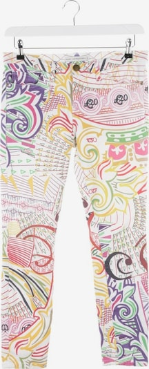Mary Katrantzou Jeans in 27 in weiß, Produktansicht
