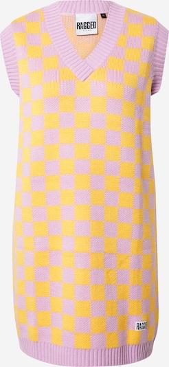 The Ragged Priest Adīta veste 'VINYL', krāsa - dzeltens / lillā, Preces skats
