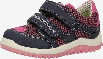 Pepino Sneaker in blau / pink, Produktansicht