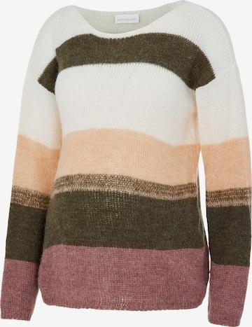 MAMALICIOUS Sweater 'Harmony' in Mixed colours