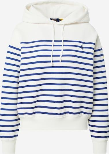POLO RALPH LAUREN Sweatshirt in blau / weiß, Produktansicht
