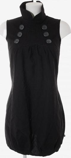 Skunkfunk Kurzarmkleid in XXS in schwarz, Produktansicht