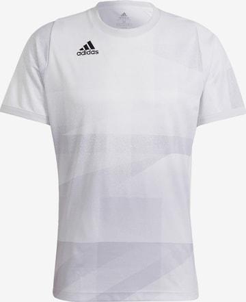 ADIDAS PERFORMANCE T-Shirt in Weiß
