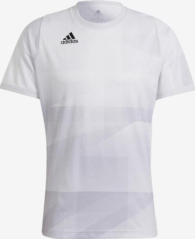 ADIDAS PERFORMANCE Functioneel shirt in de kleur Grijs / Zwart / Wit, Productweergave