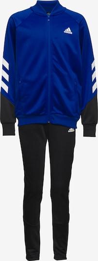 ADIDAS PERFORMANCE Trainingspak in de kleur Blauw / Zwart / Wit, Productweergave