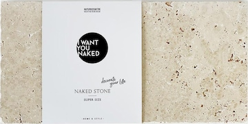 I Want You Naked Stone Super Size in
