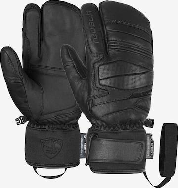 REUSCH Fingerhandschuhe 'D.Money R-TEX® XT' in Schwarz