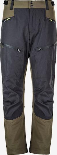 Whistler Outdoorhose MASTA M ACTIV COMFORT in khaki / schwarz, Produktansicht