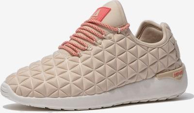 ASFVLT Sneaker 'SPEED SOCKS SS122' in beige / koralle, Produktansicht